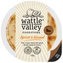 WATTLE VALLEY APRICOT & ALMOND CHEESE 110G 09310288603604.