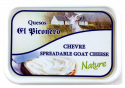 CHEVRE SPREADABLE GOATS CHEESE 175G 08437005659179.