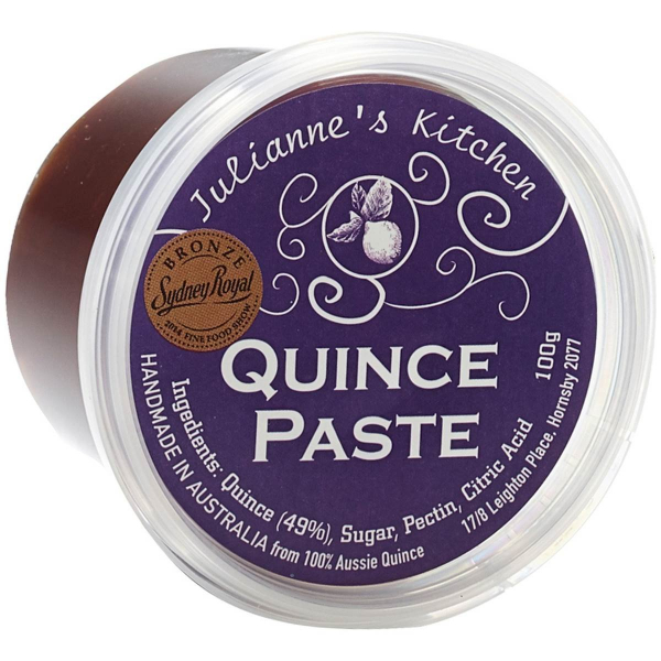 Julianne\'s Kitchen JULIANNE'S KITCHEN QUINCE PASTE 100G