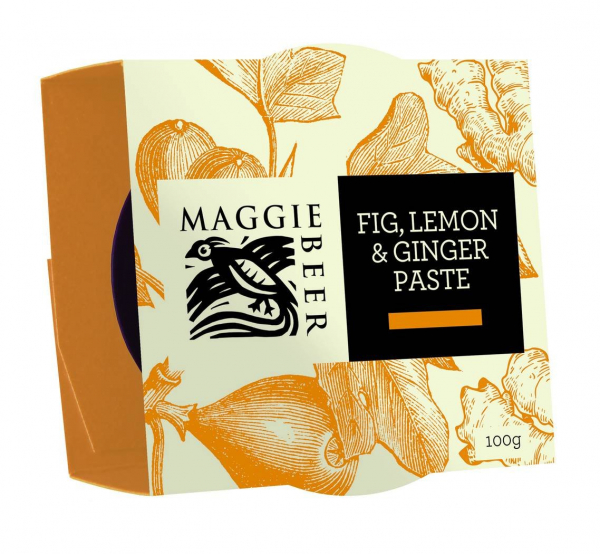 Maggie Beer MAGGIE BEER FIG, LEMON & GINGER PASTE 100G