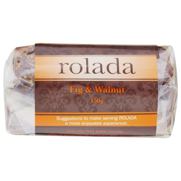 Rolada ROLADA FIG & WALNUT 150G