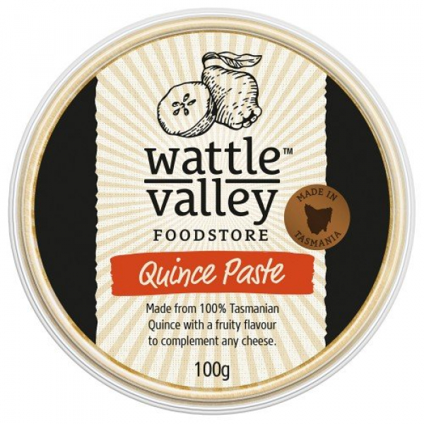 Wattle Valley WATTLE VALLEY QUINCE PASTE 100G
