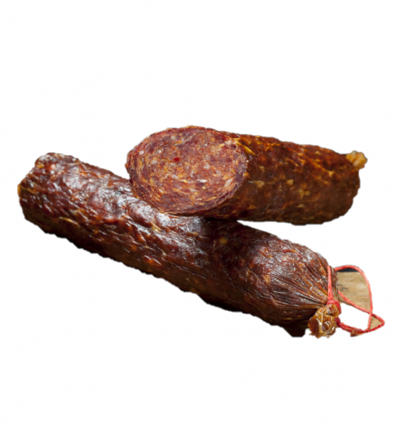 SALAMI PURE PORK EXTRA HOT