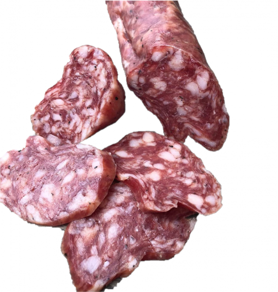 SALAMI WITH TRUFFLE