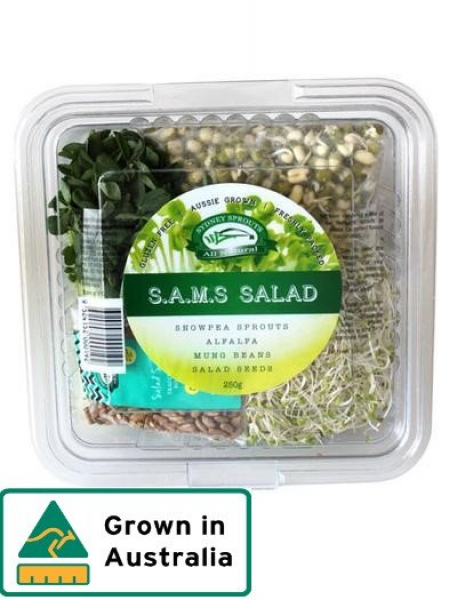 SPROUTS S.A.M.S 3 IN 1 COMBO 250G