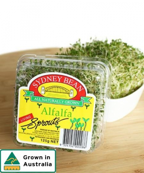 SPROUTS ALFALFA 120G