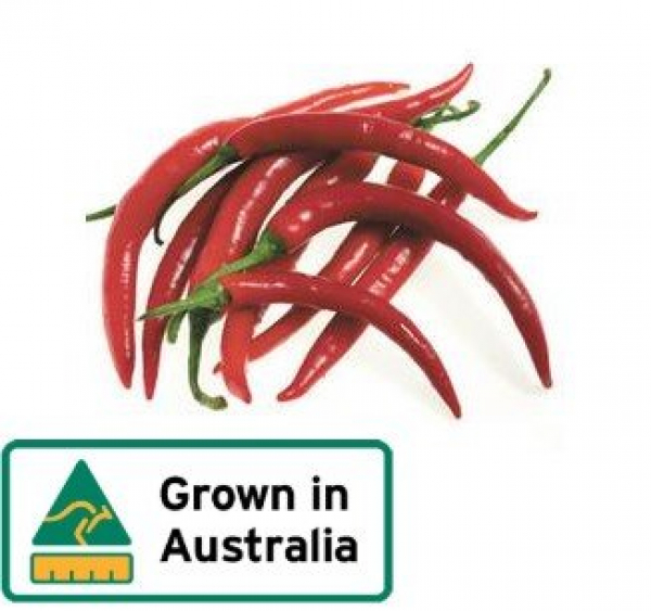 CHILLIES MILD RED KG