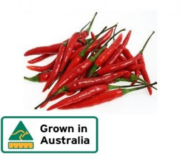 CHILLIES THAI RED KG