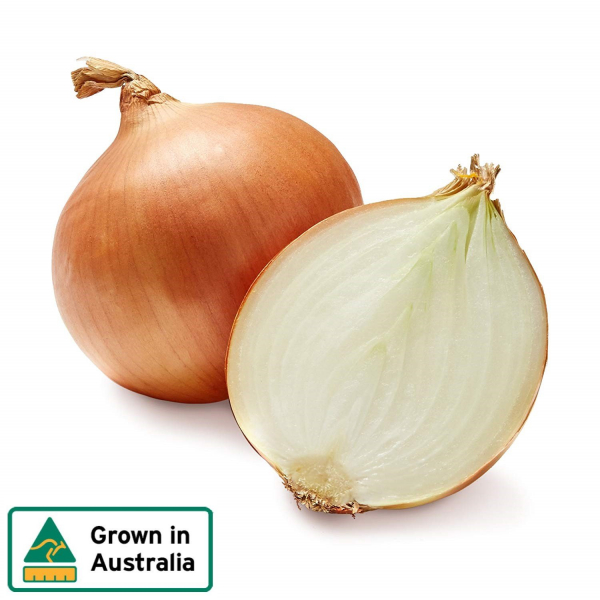 ONIONS BROWN 1.5 KG BAG