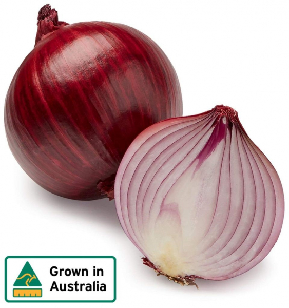 ONIONS SPANISH 1KG BAG