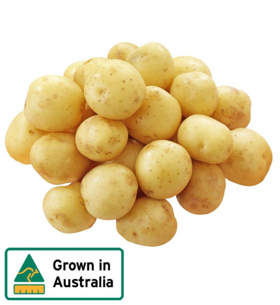 POTATO CHATS 1KG BAG