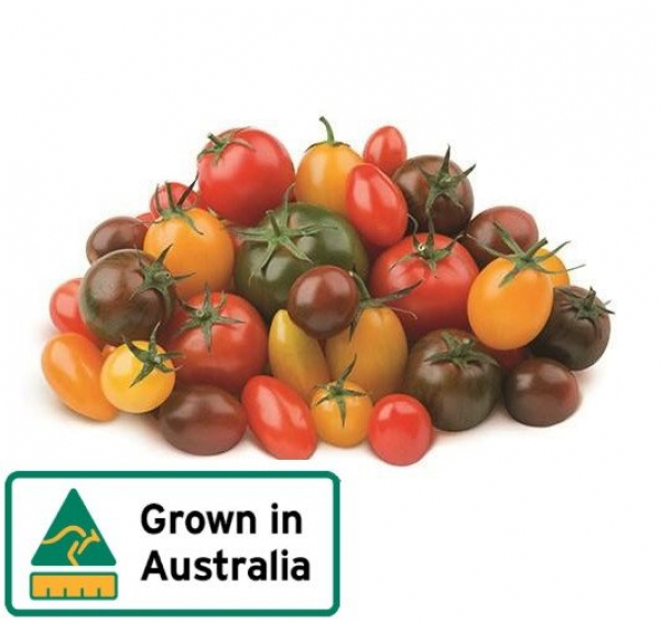 TOMATOES HEIRLOOM PUNNET 400G