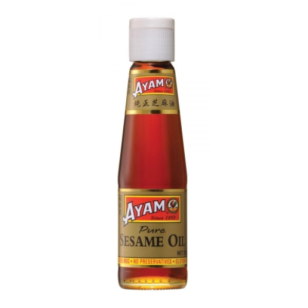 Ayam AYAM SESAME OIL 210ML