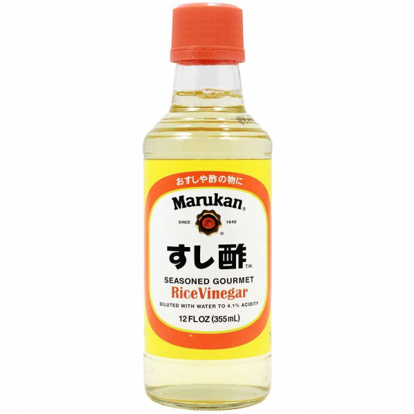 MARUKAN RICE VINEGAR 355ML