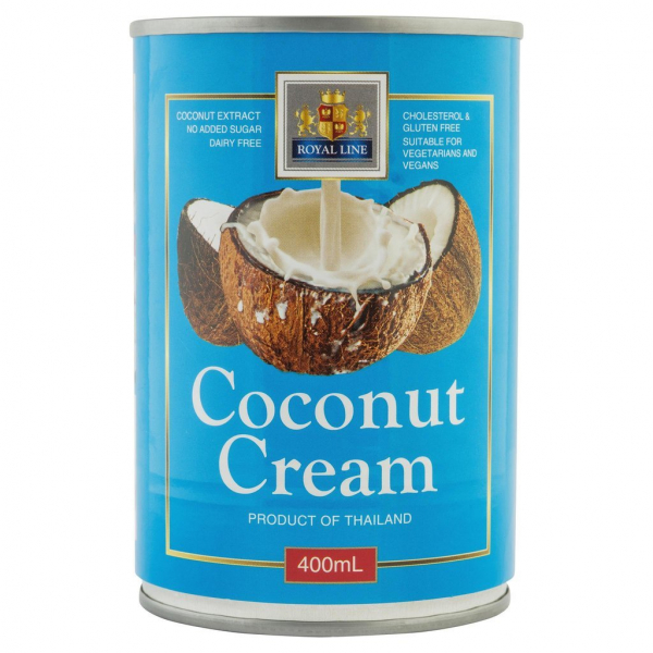 Royal Line ROYAL LINE COCONUT CREAM 400ML