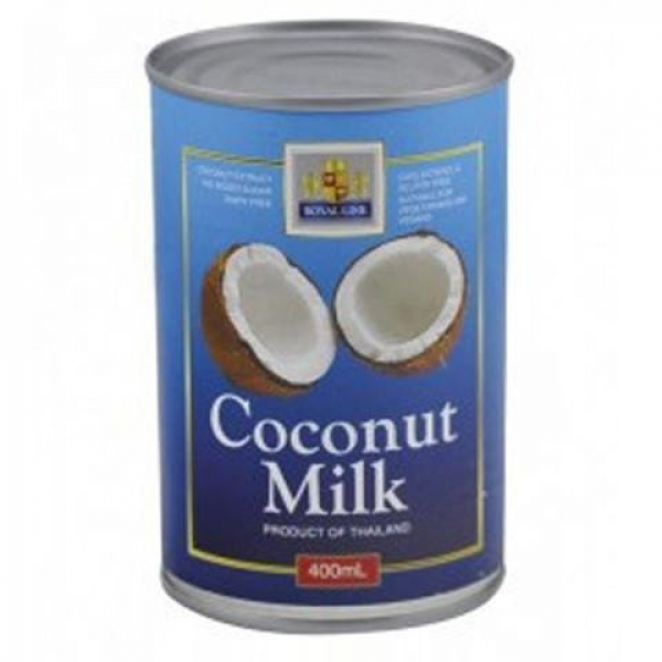 ROYAL LINE COCONUT MILK 400ML 09310677001455.