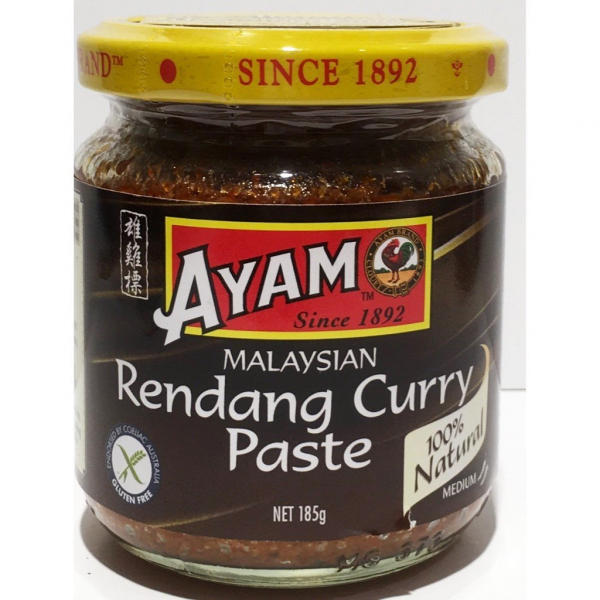 Ayam AYAM RENDANG CURRY PASTE 185G