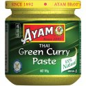 AYAM THAI GREEN CURRY PASTE 195G 09556041608480.
