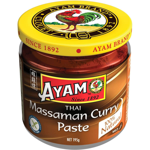 Ayam AYAM THAI MASSAMAN PASTE 195G