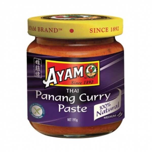 Ayam AYAM THAI PANANG CURRY PASTE 195G