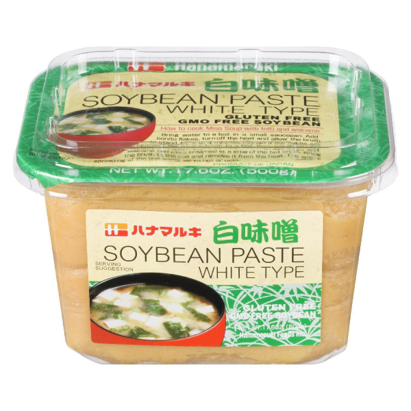 HANAMARUKI SOY BEAN PASTE 500G