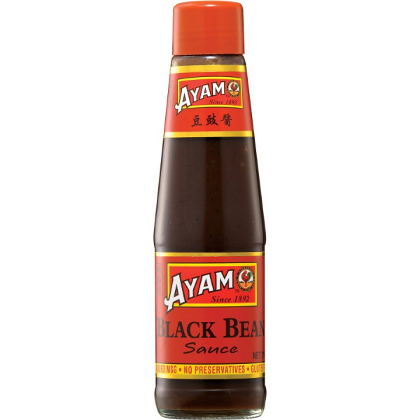 Ayam AYAM BLACK BEAN SAUCE 210ML