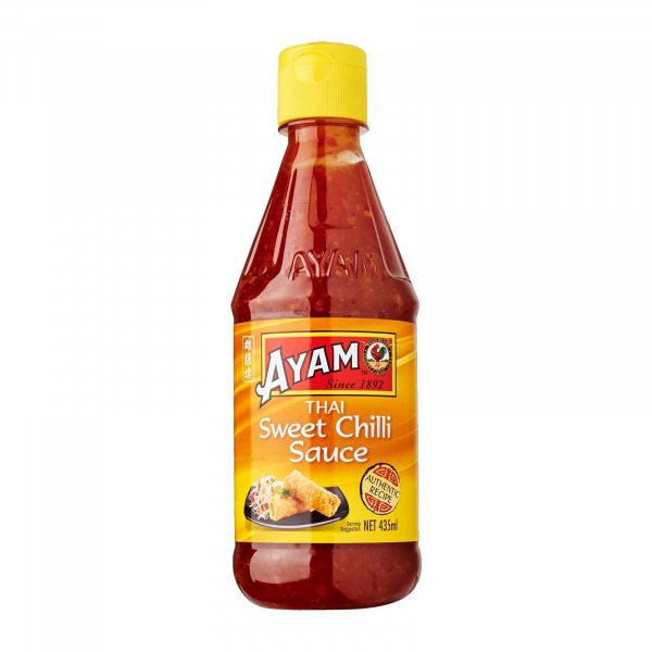 AYAM SWEET CHILLI SAUCE 435ML 09556041608770.