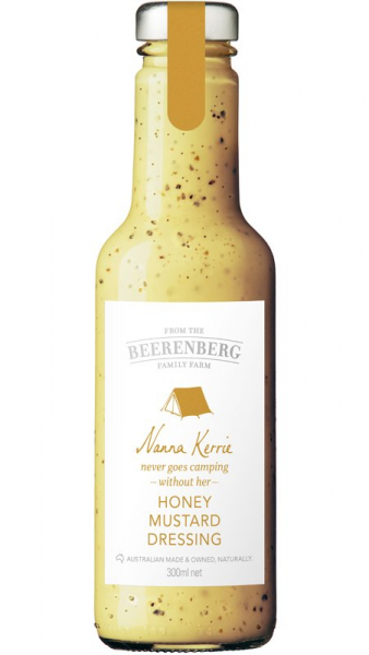 Beerenberg BEERENBERG HONEY MUSTARD DRESING 300ML