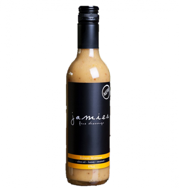 Jamie\'s Fine Dressings JAMIE'S FINE DRESSINGS HONEY MUSTARD 375ML