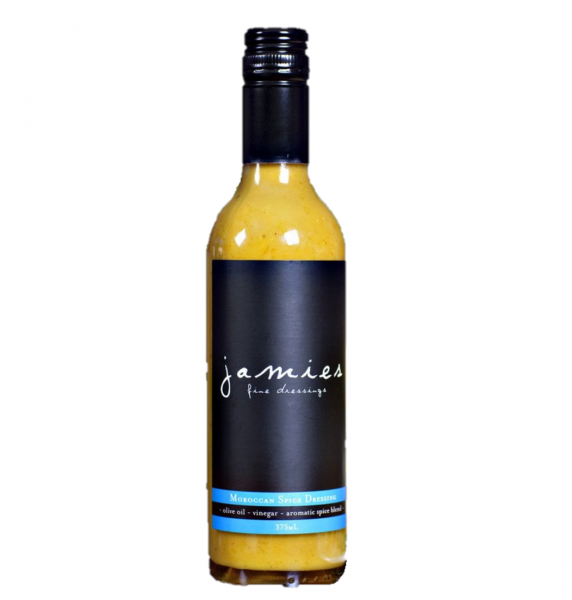 Jamie\'s Fine Dressings JAMIE'S FINE DRESSINGS MOROCCAN SPICE 375ML