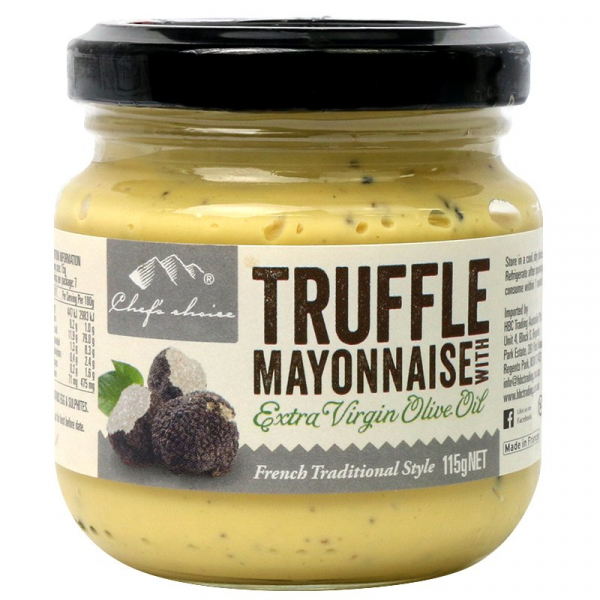 Chef's Choice CHEF'S CHOICE TRUFFLE MAYONNAISE 115G