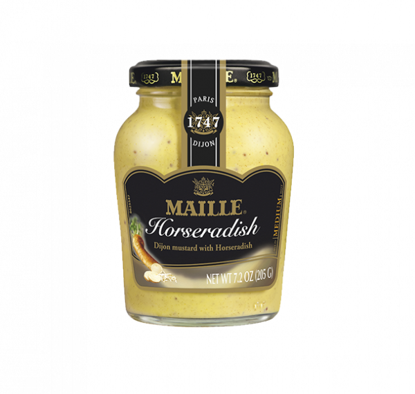 Maille MAILLE HORSERADISH 205G