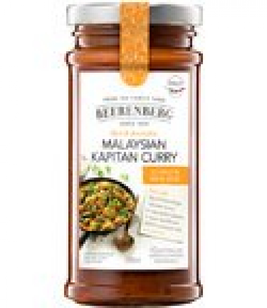 Beerenberg BEERENBERG MALAYSIAN KAPITAN CURRY 240ML