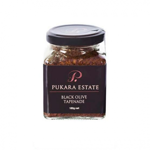 Pukara Estate PUKARA ESTATE BLACK OLIVE TAPENADE 170G