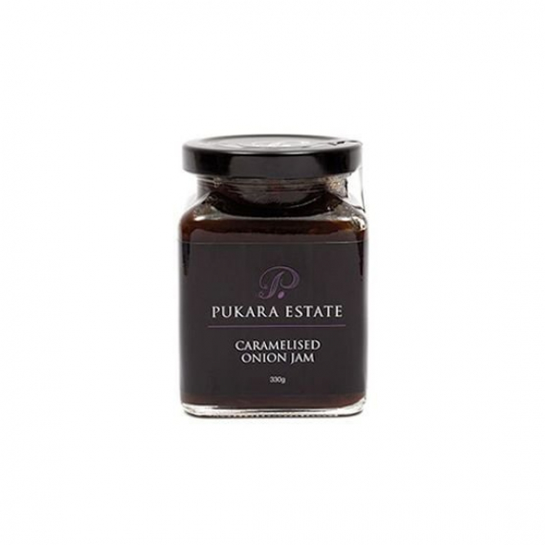 Pukara Estate PUKARA ESTATE CARAMELISED ONION JAM 330G