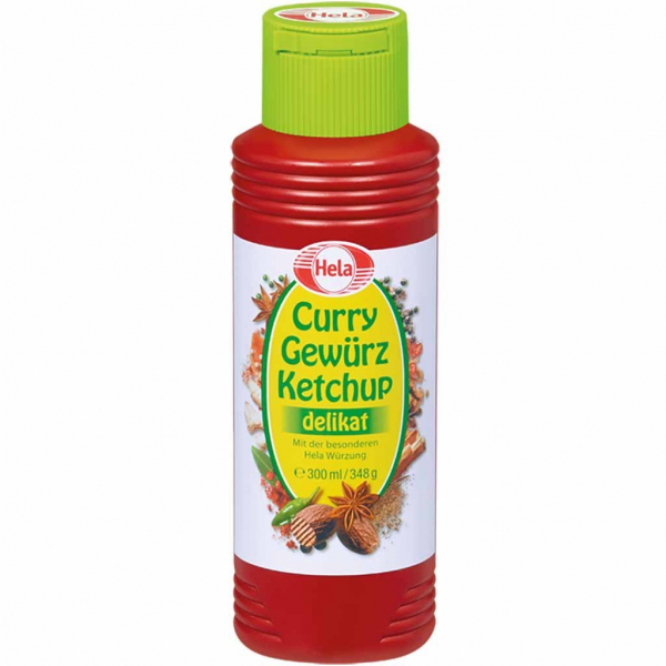 Hela HELA CURRY KETCHUP 300ML