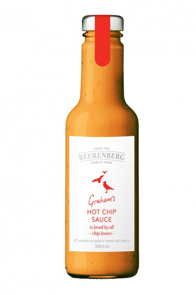 Beerenberg BEERENBERG HOT CHIP SAUCE 300ML