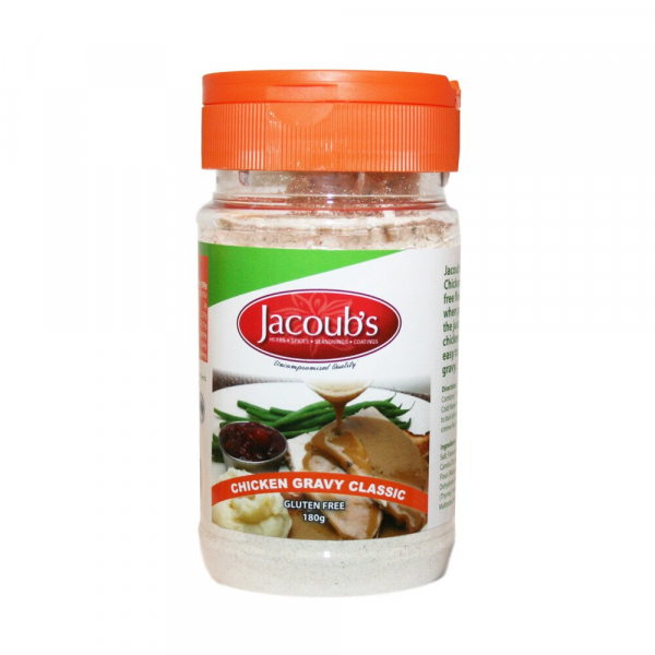 Jacoubs JACOUB'S CHICKEN GRAVY 180G