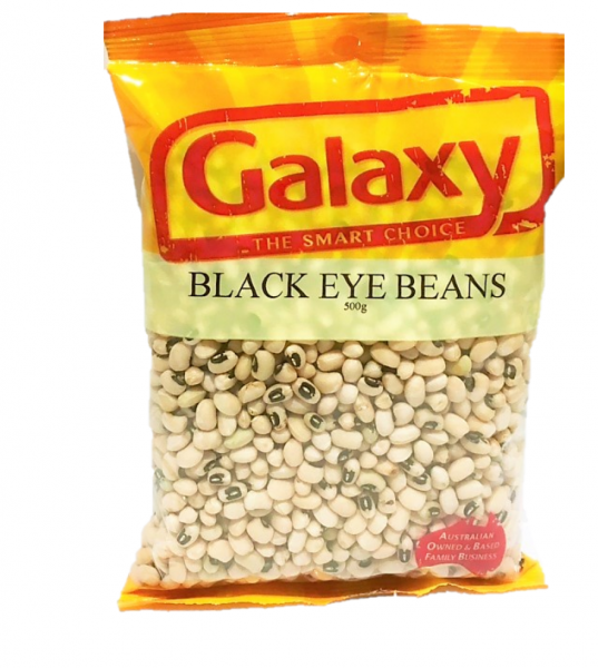 Galaxy GALAXY BLACK EYE BEAN 500G