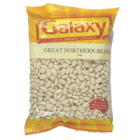 Galaxy GALAXY GREAT NORTHERN BEANS 500G