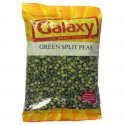GALAXY GREEN SPLIT PEAS 500G 09310616501022.