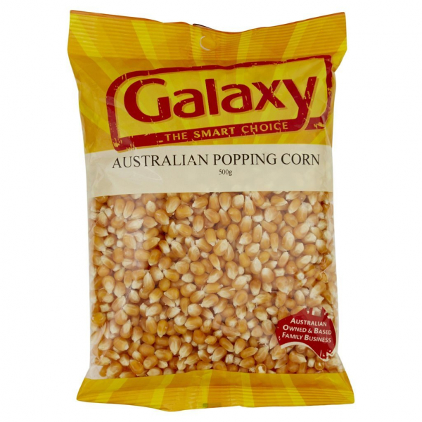 Galaxy GALAXY POPPING CORN 500G