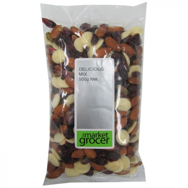 The Market Grocer THE MARKET GROCER DELICIOUS MIX 500G