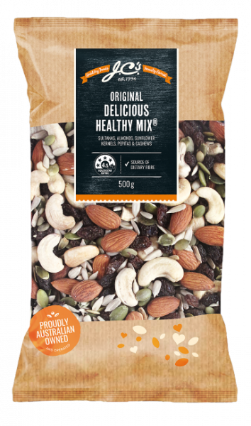 JC\'S Quality Foods JC'S DELICIOUS HEALTHY MIX 500G