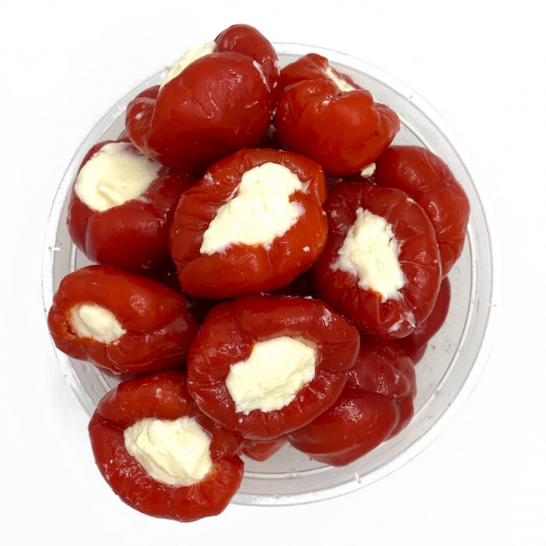 PEPPADEWS WITH MASCARPONE
