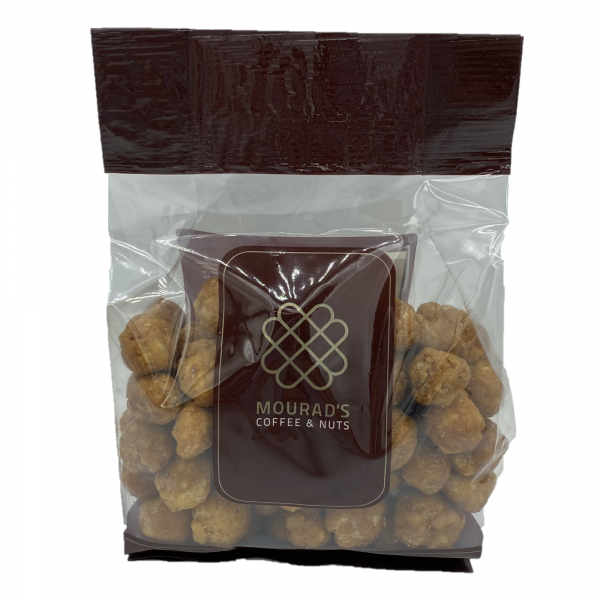 Mourads MOURAD'S HONEY ROASTED MACADAMIA'S 250G