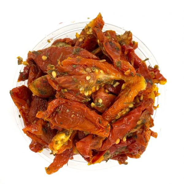 SEMIDRIED TOMATOES
