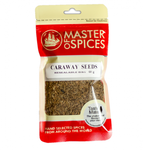 MASTER OF SPICES CARRAWAY SEEDS 09335886003083.