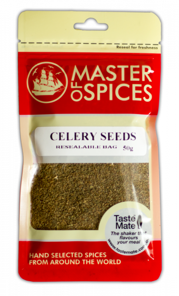 MASTER OF SPICES CELERY SEEDS 50G 09335886003700.