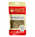 MASTER OF SPICES CRACKED BLACK PEPPER 50G 09335886003519.